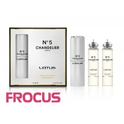 LOTUS No5 CHANDELIER PARIS 3 x 20ml