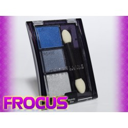 MAYBELLINE potrójne cienie Expert Wear 3,6 g - 902 Blissfully Blue WF210