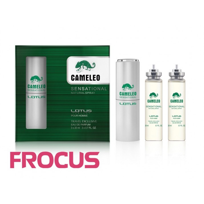 LOTUS CAMELEO SANSATIONAL 30 x 20ml