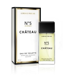 GORDANO PARFUMS CHATEAU N5 AVENUE EDT 50ml