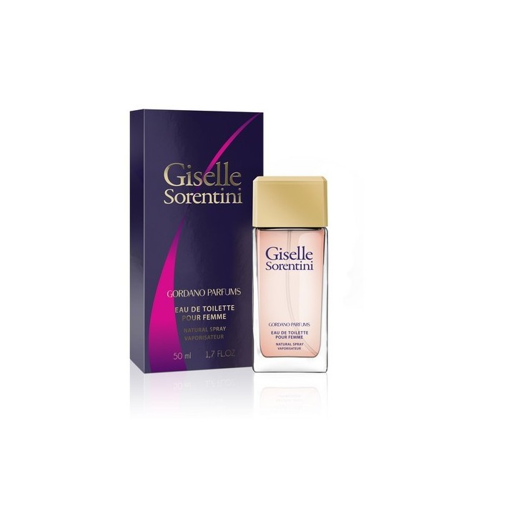 GORDANO PARFUMS GISELLE SORENTINI EDT 50ml
