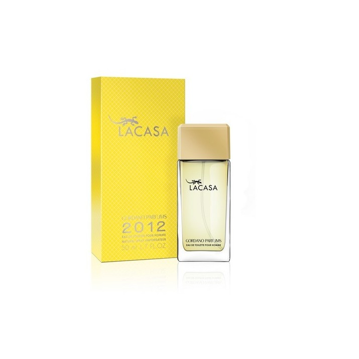 GORDANO PARFUMS LACASA 2012 YELLOW EDT 50ml