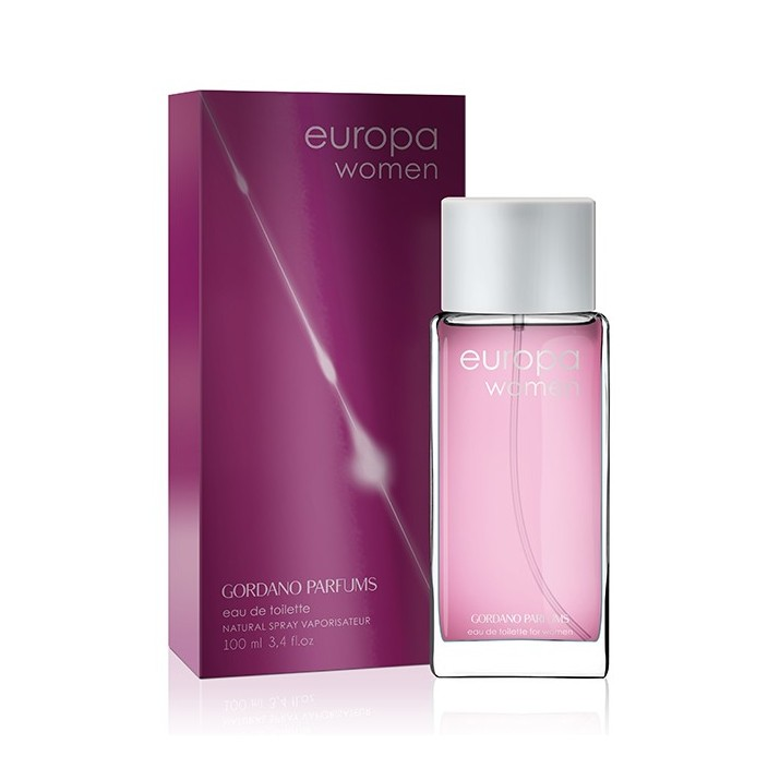 GORDANO PARFUMS Europa Women 100ml