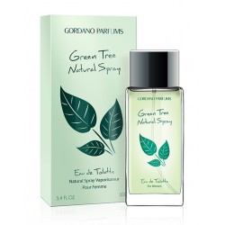 GORDANO PARFUMS Green Tree Natural Spray 100ml
