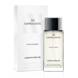 GORDANO PARFUMS IMPRESIVE 3 100ML