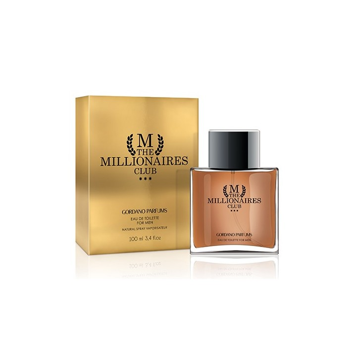 GORDANO PARFUMS M The Millionaires Club 100ml