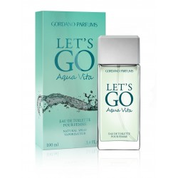 GORDANO PARFUMS Let's Go Aqua Vita 100ml