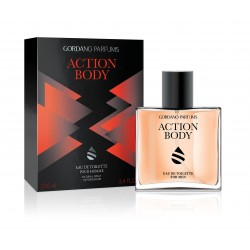 GORDANO PARFUMS Action Body 100ml