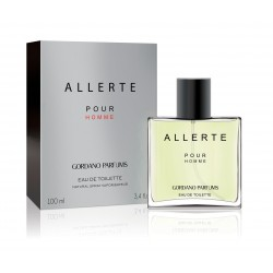 GORDANO PARFUMS ALLERTE 100ML